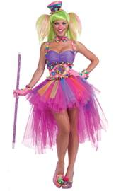 Юбка для костюма клоуна