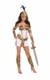 Костюм античной воительницы