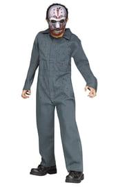 Детский костюм сумасшедшего в маске