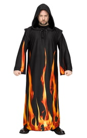 Костюм дьявольского монаха