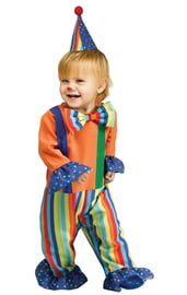 Костюм клоуна малыша