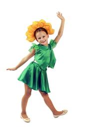 Детский костюм Подсолнуха
