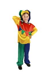Детский костюм Яркого Скомороха