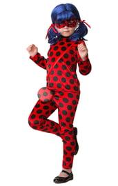 Детский костюм Леди Баг в горошек