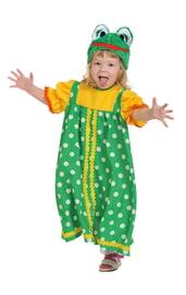 Детский костюм Лягушки в сарафане