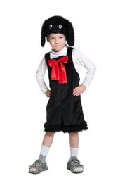 Детский костюм Черного пуделя
