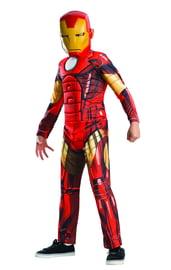 Детский костюм Железного Человека Делюкс