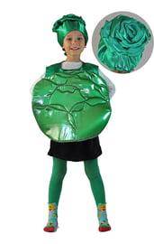 Детский костюм Зеленой Капусты