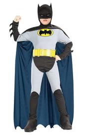Детский костюм Бэтмена в плаще