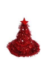Шляпа Красная Ёлка