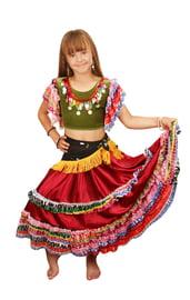Детский костюм Цыганки Молдованки