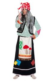 Взрослый костюм Бабы Яги в ассортименте