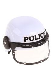 Детский шлем полицейского