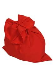 Красный мешок для подарков