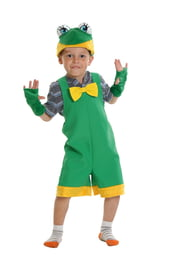 Детский костюм Зеленого Лягушонка