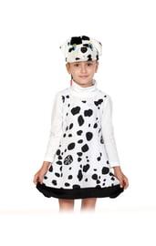 Детский костюм Девочки Далматинца