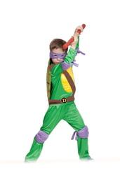 Детский костюм Ниндзя Черепашка Донателло