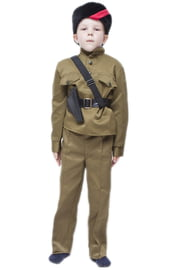 Детский костюм Партизана
