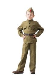 Детский костюм Храброго Солдата