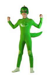 Детский костюм зеленого Гекко