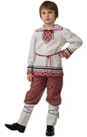 Детский национальный костюм для мальчика