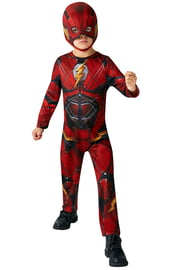 Детский костюм красного Флэша