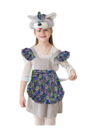 Детский костюм Мышки с фартуком