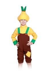 Детский костюм Лукового Чиполлино