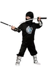 Детский костюм невидимого ниндзя
