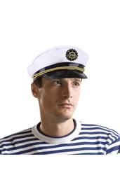 Взрослая фуражка капитана