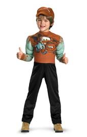 Детский костюм Мэтра из Тачек