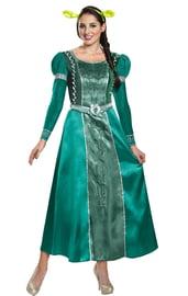 Взрослый костюм Фионы из Шрека