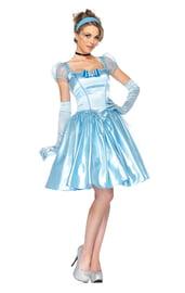 Короткое платье Золушки
