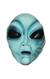 Латексная маска Инопланетянина