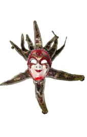Большая венецианская маска