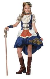 Подростковый костюм Стимпанк Леди