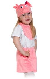 Детский костюм Поросенка девочки