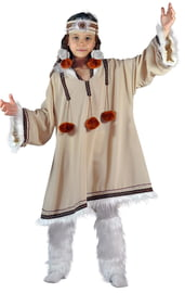 Детский костюм Северного ребенка