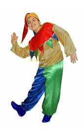 Детский костюм Цветного скомороха