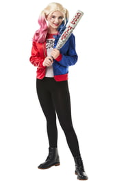 Подростковая куртка Харли Квинн