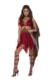 Костюм Воительницы из Спарты