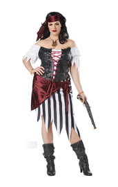 Костюм Пиратки Разбойницы