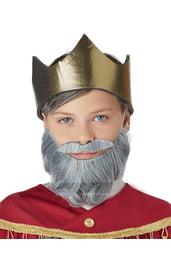 Детская борода и усы