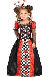 Детский костюм Королевы из Алисы