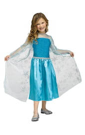 Детский костюм Эльзы снежной королевы