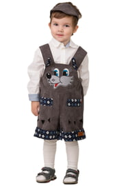 Детский костюм Волчонка Крепыша