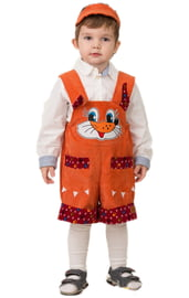 Детский костюм Хитрого Лисенка