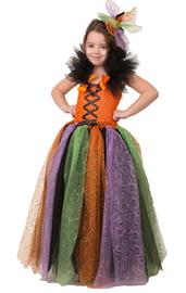 Детский костюм Ведьмы Сделай сам
