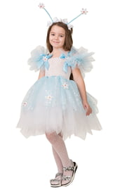 Детский костюм Снежинки Сделай сам