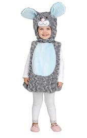 Детский костюм Серенького Зайчика
